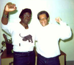 Herman Wallace and Albert Woodfox in 2002--unbeaten, unbowed.