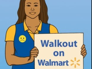 walkout on walmart