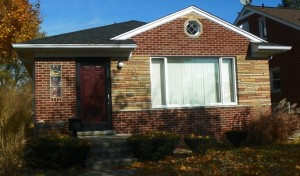 Death house: Theodore Wafer's home at 16812 W. Outer Drive, Dearborn Heights.