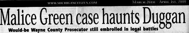 Duggan Jiraki headline