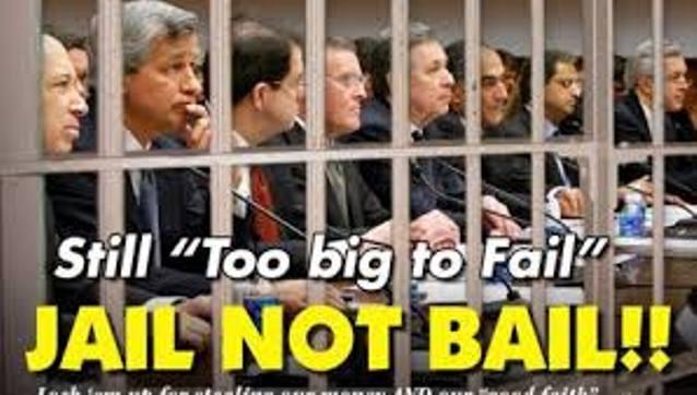 Wall Street bankers who testified at Senate hearing.