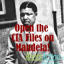 Open the CIA files on Mandela