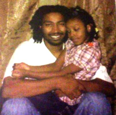 Charles Jones with only daughter Aiyana, 7 when she was killed by Detroit police in 2010.