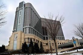 Detroit's MGM Grand Casino.