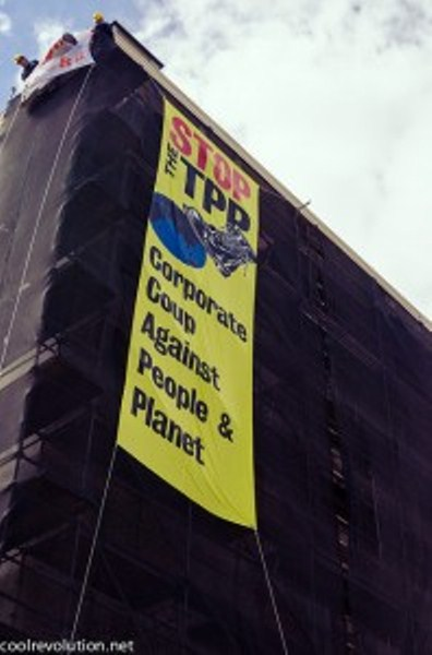 Stop the TPP banner
