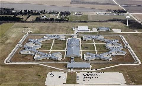 Thomson Supermax prison in Illinois.