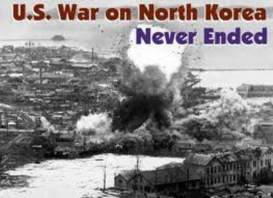US War on North Korea never ended