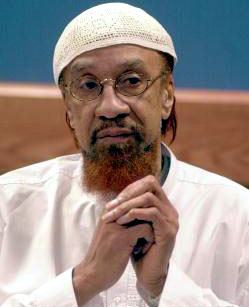 Jamil Al-Amin, formerly H. Rap Brown