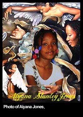 Aiyana Jones, 7