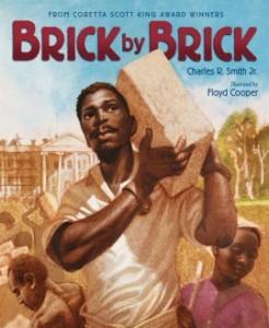 Slaves built America.