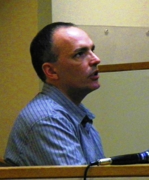 Jay Schlenkerman testifies at Charles Jones' preliminary exam in Jan. 2012.
