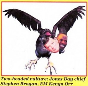 Brogan Orr vulture