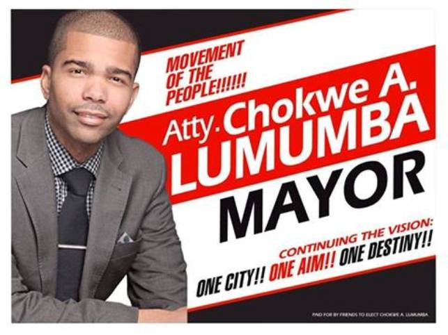 Chokwe A Lumumba for Mayor