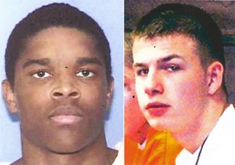 Kuntrell Jackson and Evan Miller, each14 at the times of their crimes in Arkansas and Alabama.
