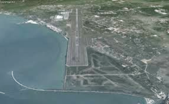 Runway at