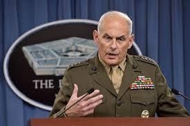 U.S. General John Kelly