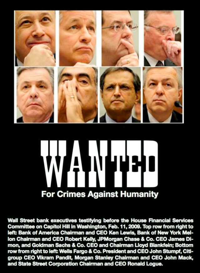 Banksters-Wanted