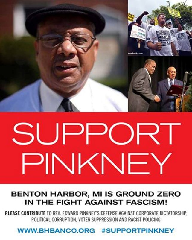 Support Pinkney