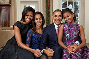 Pres. Barack Obama's daughters lead happy lives; why shouldn't the rest of the country's children do the same?