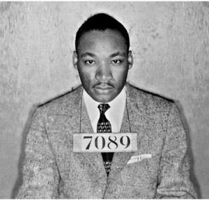 Dr. Martin Luther King, Jr. spent time in prison for leading massive civil rights movement, then was assassinated.