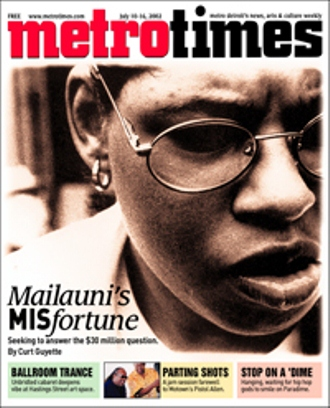 Metro Times cover story on Lennette and Mailauni Williams, by Curt Guyette, July 10, 2012.