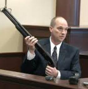 Gun expert with shotgun used to kill Renisha McBride testified at preliminary exam it could not be fired accidentally.