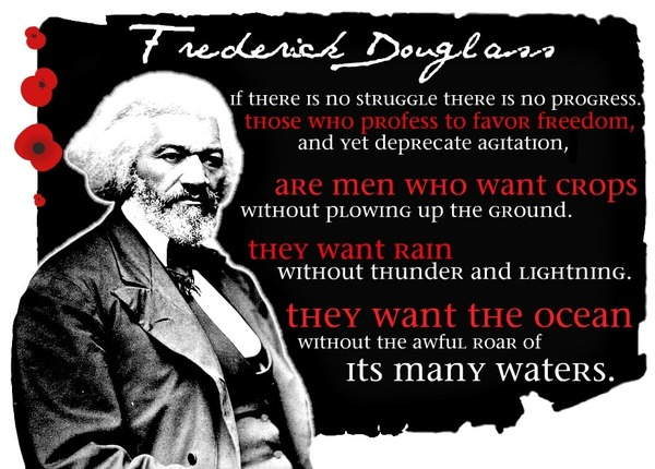 Frederick Douglass power