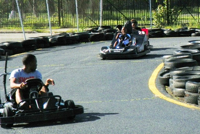 Gokart multiple