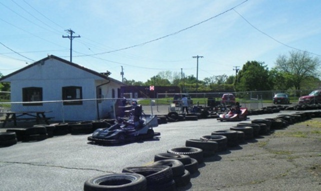 Gokart with office