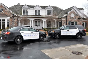 Grosse Pointe Farms police guard wealthy white residents of the city, which is only 1.8 percent Black.