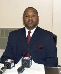 Darryl Latimer, Dep. Director of DWSD