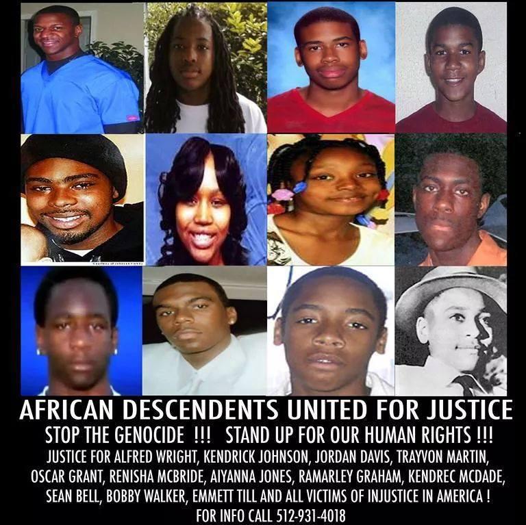 African Descendants United for Justice
