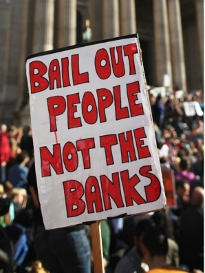 Bail out the people not the banks