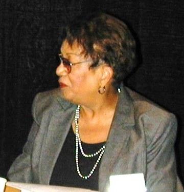 DRCEA Pres. Shirley Lightsey