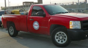 RUN THESE HOMRICH TRUCKS OUT OF YOUR NEIGHBORHOOD! Company being paid $5.8 M to shut Detroiters' water off.