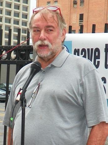 Pastor Bill Wylie-Kellerman