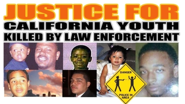Justice for California youth