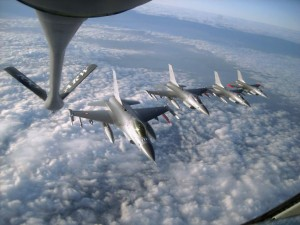 U.S. Air Force strike