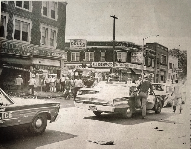 UPRISING! DETROIT, 1967