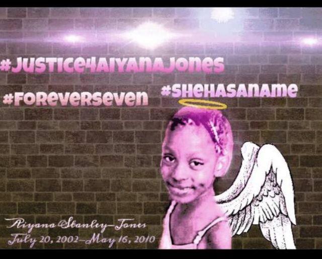 Aiyana Jones forever 7