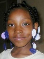 Aiyana Jones, killed by Detroit police at the age of 7.