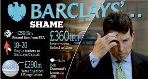 Barclay's was a prime dealer in the global LIBOR scandal, in which banks sitting on the international board manipulated interest rates for their profit. Although many cities across the U.S. lodged lawsuits against these banks, Detroit did not.