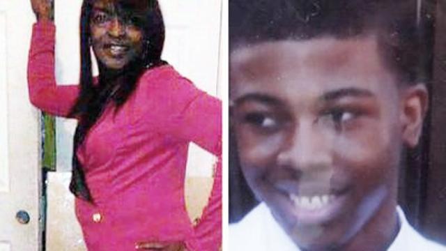 Bettie Jones, 55, mother of five; Antonio LaGrier, 19, college student, dead at hands of Chicago cops.