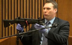 Brent Sojea weapons expert