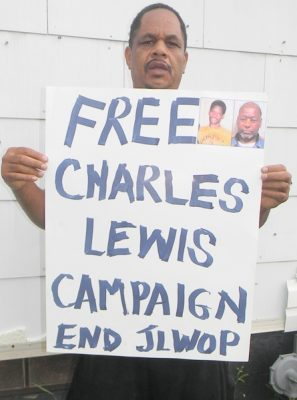 Cornell Squires was at press conference for Charles Lewis outside Frank Murphy Hall Sept. 6, 2016.