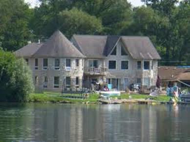 Home on Carroll Lake, Oakland County, MI