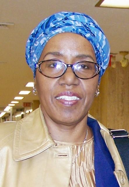 DAREA leader and city retiree Cecily McClellan