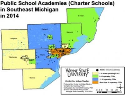 Charter Schools graph