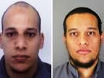 "Cherif and Said Kouachi. CNN reported that a former teacher said, ""They were a bit weak really, and they ended up with these Muslim fundamentalists. They didn't have the intellect to resist."" Most Muslims in Paris did not participate in the Charlie rallies."