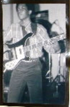 "Chuck Jackson of ""Pure Pleasure"" during the 1970"